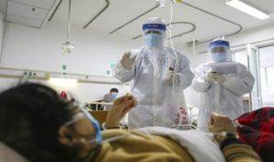 >> Foto ilustrasi pasien Covid-19.