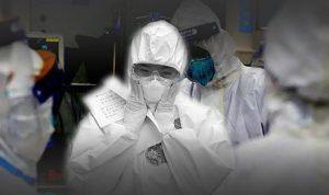 >> Tenaga medis menjadi salah satu pihak yang terdampak Covid-19.