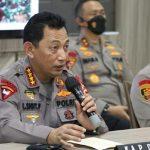 >> Kapolri Jenderal Listyo Sigit Prabowo.