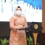 >> Direktur Jaminan Pelayanan Kesehatan BPJS Kesehatan, Lily Kresnowati.