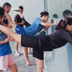 >> Atlet Kick Boxing Sulut siap bersaing di iven besar seperti PON Aceh Sumatera Utara 2024.