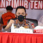 >> Kapolri Jenderal Pol Listyo Sigit Prabowo.