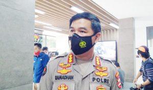 >> Kabag Penum Divisi Humas Polri Kombes Ahmad Ramadhan.