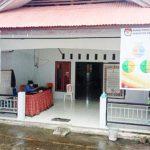 >> Posko layanan data dan informasi Pemutahiran Data Pemilih Berkelanjutan (PDPB) 2021 di Kantor KPU Sitaro.