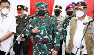 Panglima TNI, Ketua BNPB serta Gubernur Sulut